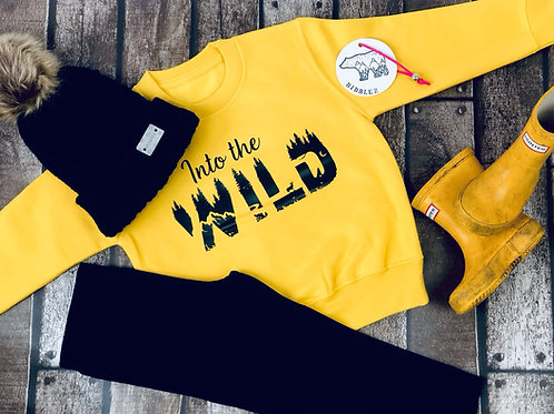 Into the Wild Sweater