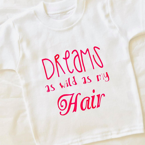 Dream Hair Top