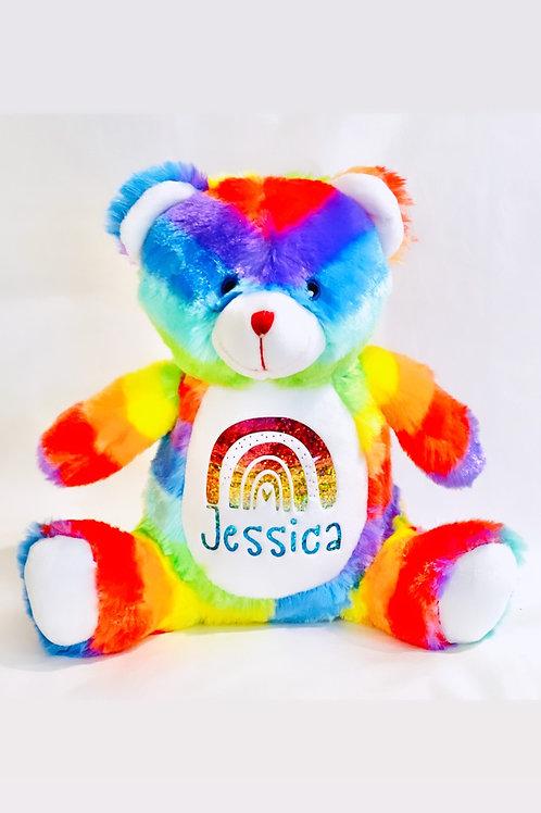 Rainbow teddy - TENNER TUESDAY NO CODES