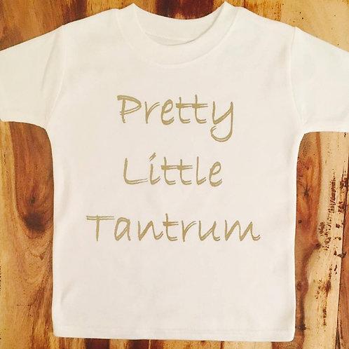 Pretty Little Tantrum Top