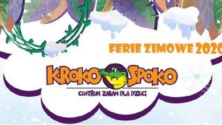 Ferie 2020 w KROKOSPOKO.