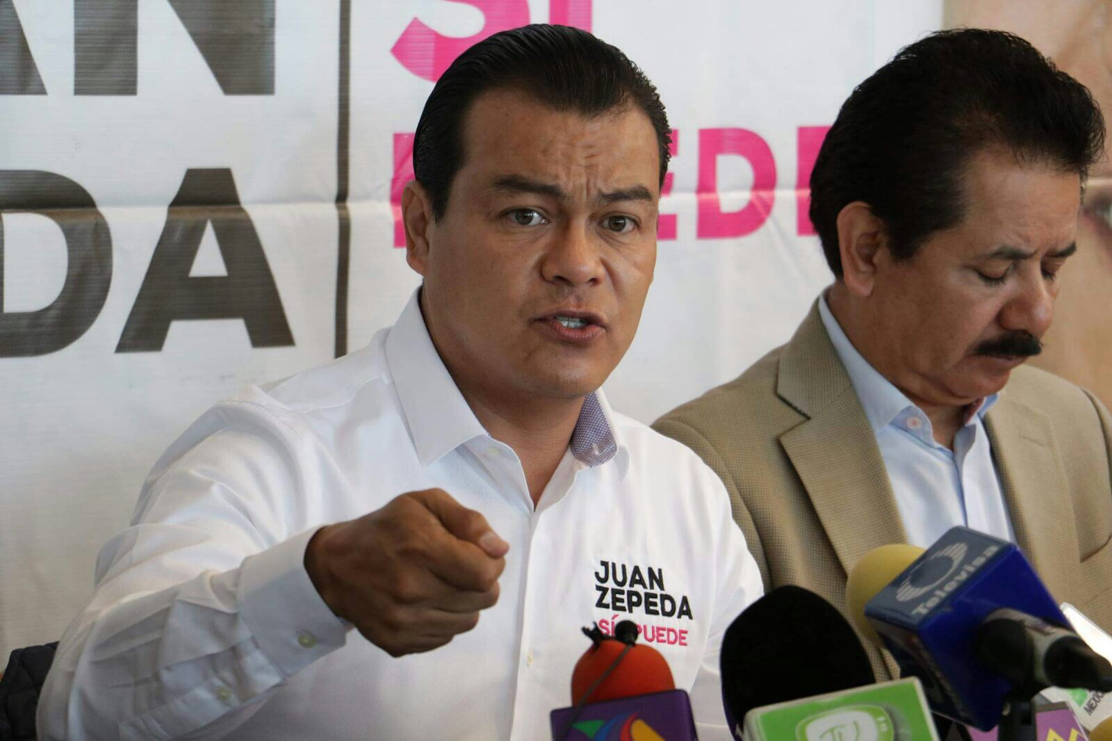 Resultado de imagen para Juan Zepeda Hernández, candidato al gobierno del Edomex.