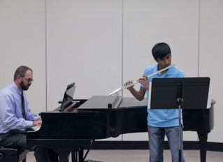 High School Flute  Competition