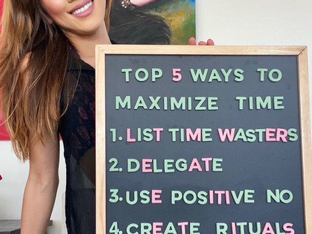 Super Tips to Manage Time!