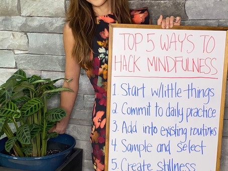 Mindfulness Hacks for Your Personality and Lifestyle