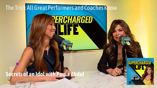 Secrets of an Idol with Paula Abdul