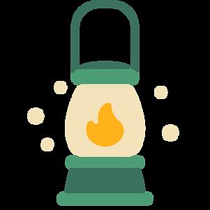 lamp, light, lantern, camp, camping, out
