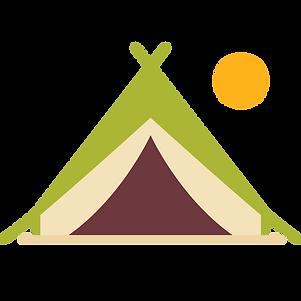 tent, sleep, camp, camping, moon, travel