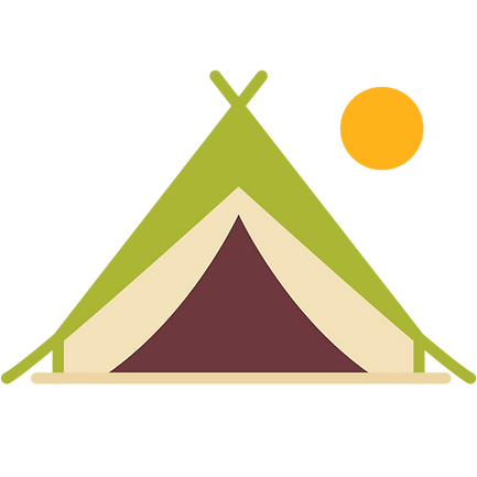 tent, sleep, camp, camping, moon, travel