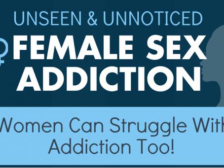 Female Sex Addiction Infographic