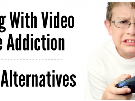 Alternatives to Video Game Addiction