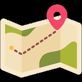 map, direction, gps, navigation, travel,