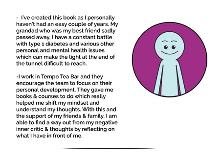 Friendship Reflection Book