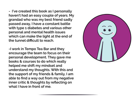 Friendship Reflection Book