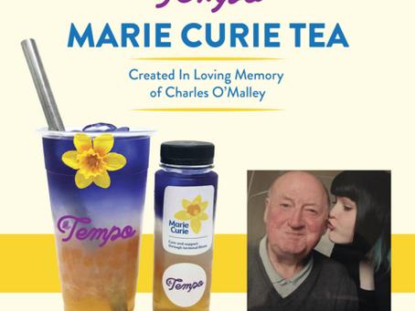 Marie Curie Tea