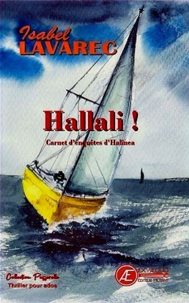 hallali couv livre