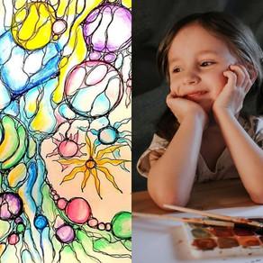 """Состоялось великолепное событие  Global kids  Meditation """"Happy Planet"""" ресурсами Нейрографики"""