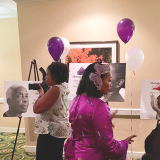 Domestic Violence Project - Photography Exhibit