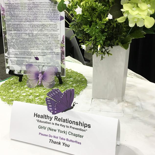 Domestic Violence Table Display
