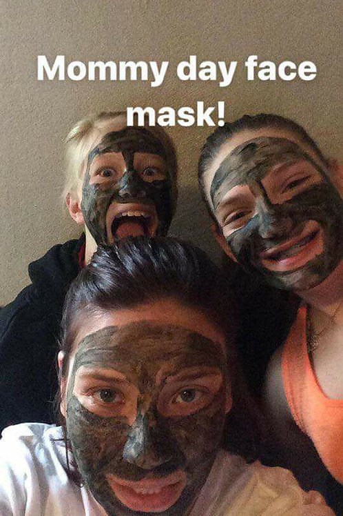 Small Activated Charcoal Mask