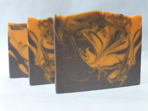 Orange & Clove Handcrafted Soap