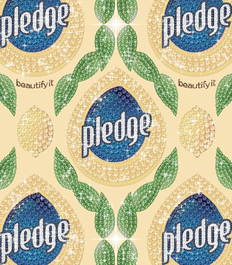 Lemon Pledge (Wallpaper)