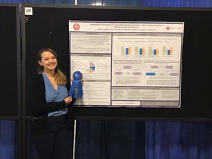 APS 2019 RISE Research Award Winner - Rebecca Cipollina