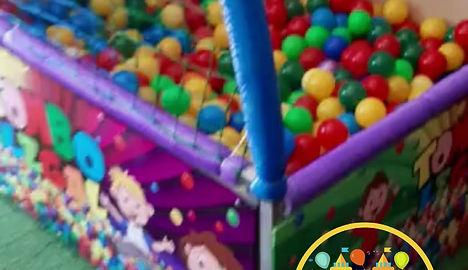 Aluguel de Brinquedos para Festas. Montagem dos brinquedos.