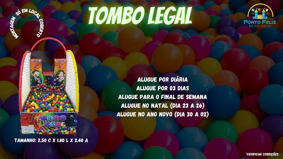 Aluguel Tombo Legal