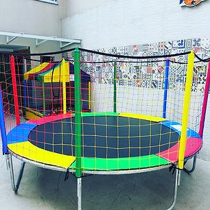 cama elastica 3 metros