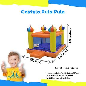 Aluguel Castelo Pula Pula