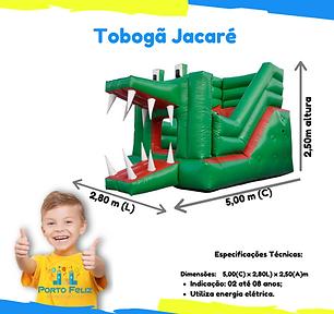 Toboga Jacare