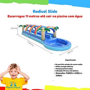 Radical slide