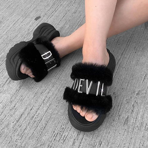Devil Teddy Platforms