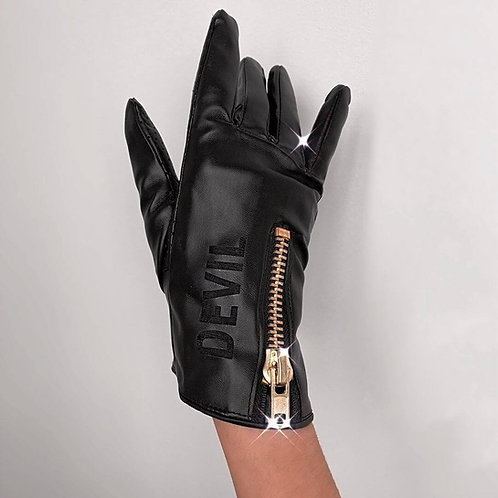 Guantes Catwoman