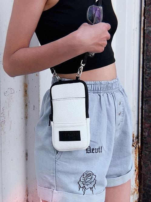 Porta Celular White