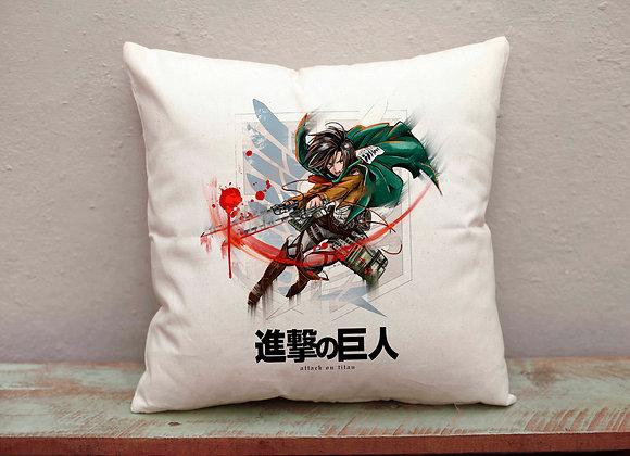 Funda coixí Mikasa - Ataque a los titanes