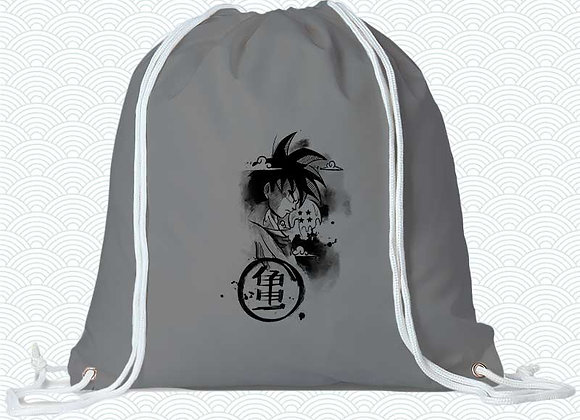 MOCHILA Goku Kanji  (Dragon Ball)
