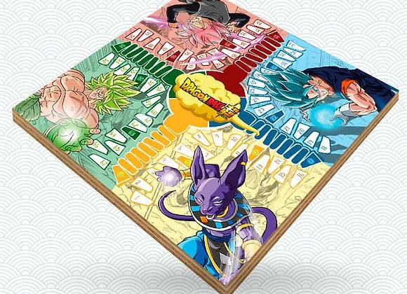 PARCHÍS de Dragon Ball SÚPER