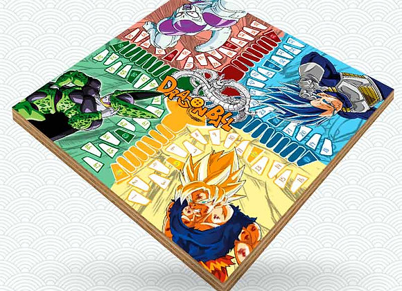 PARCHÍS de Dragon Ball Z