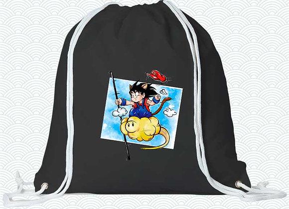 MOCHILA Goku Bros  (Dragon Ball)