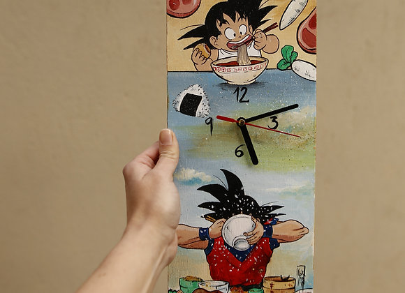 "SKATE Tributo a GOKU del manga ""Dragon Ball"" 60X15cm"