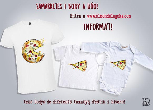 SAMARRETES i/o BODY DÚO PIZZA