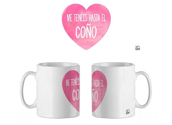 """TASSA """"COÑO"""""""