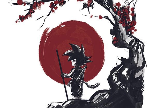 LÀMINA_ Goku Sakura