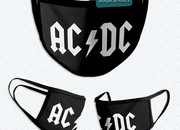 MASCARILLA: AC/DC