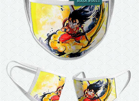 MASCARILLA: Goku Kinton (Dragon Ball)
