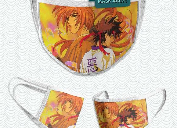 MASCARITA: Kenshin & Sanosuke (RUROUNI KENSHIN)