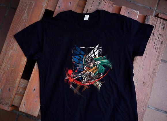 SAMARRETA Mikasa Ackerman escudo (Shingeki no kyogin)