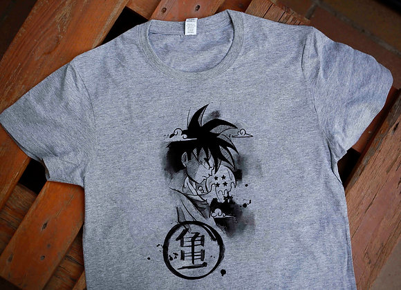 SAMARRETA GOKU  Kanji (Dragon Ball)